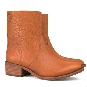Tory Burch Siena Bootie River Vintage Tumbled SZ 7
